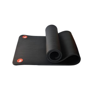 Foam Exercise Mat With Hanging Eyelets - 180cm x 60cm