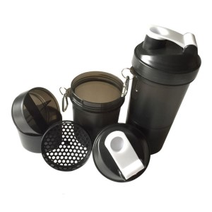 Advanced Protein Shaker Cup Sports Drink Bottle - 10 Pack