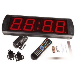 Digital Timer Interval Fitness Clock